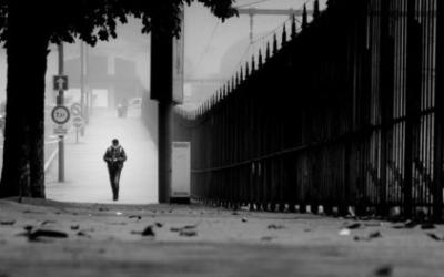 Photos de Limoges dans le brouillard