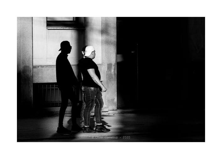 Photographie de rue Limoges