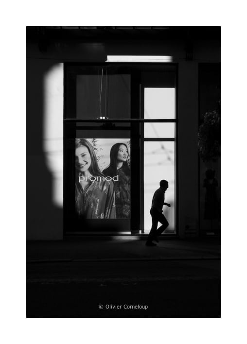 Photo de rue Jean Jaures Limoges 2020