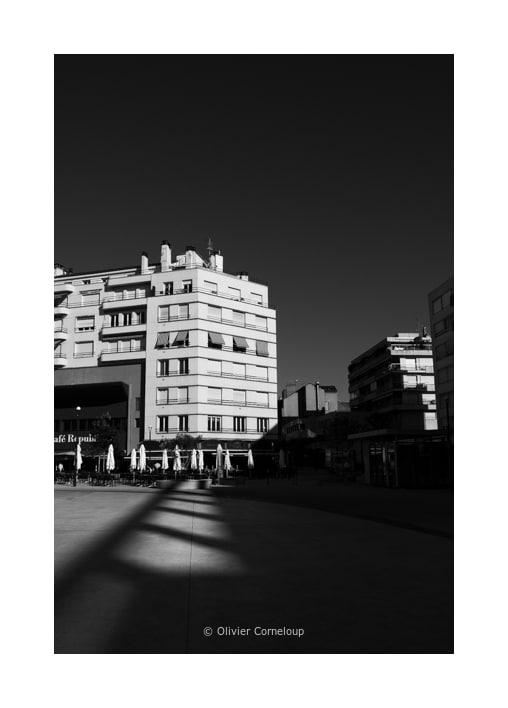 Limoges Place de la République aout 2020