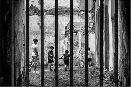 Oussou Street photography Limoges